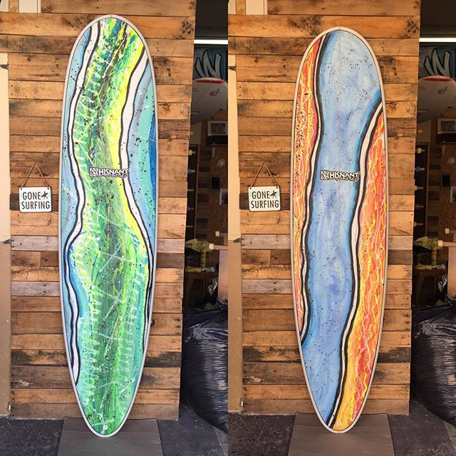 """7'0"""" and 7'2"""" MiniGlide's for   Go check them out next week."""
