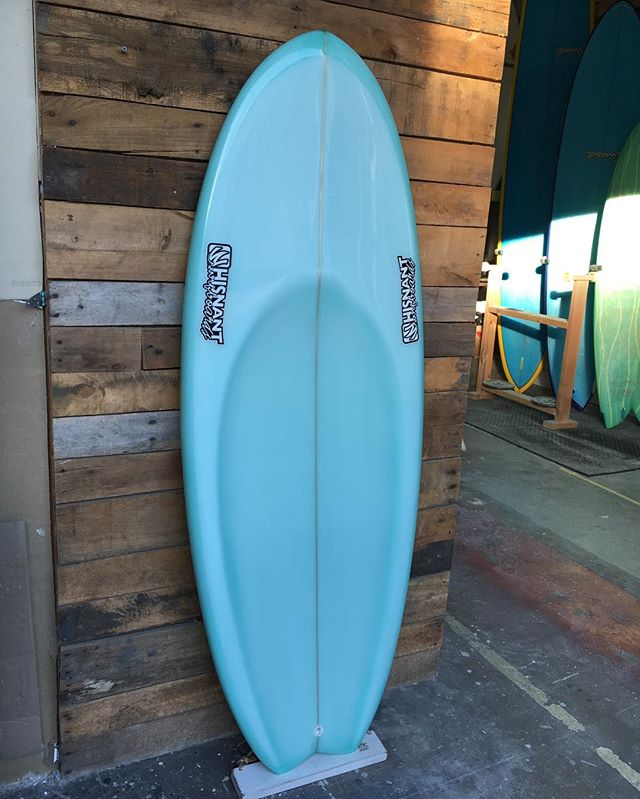 The Kneeboard is finally complete with custom keel fins , 5 layers of glass in deck concave, resin tint and polished finish!